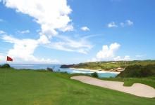 バリ島 観光 ゴルフ ニュークタ ゴルフ