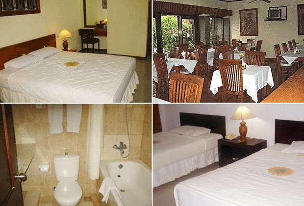 バリ マタハリ ホテル