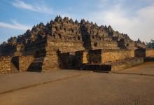 ボロブドゥール遺跡