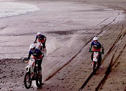 バリ ダートバイク3