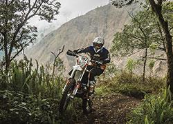 バリ ダートバイク5
