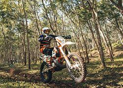 バリ ダートバイク6