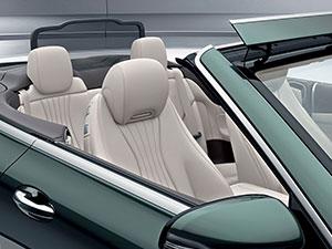 ベンツ E250クラスカブリオレ6