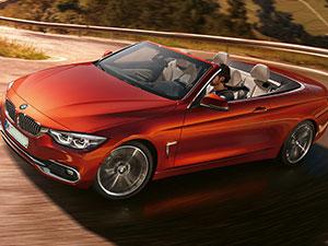 BMW 4シリーズカブリオレ1