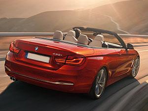 BMW 4シリーズカブリオレ4
