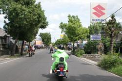 クランビタン村