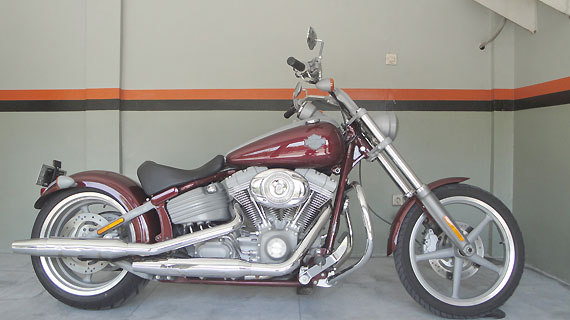 Softail Rocker