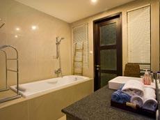 3ベッドルームヴィラ バスルーム