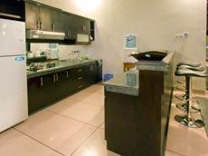 3ベッドルームヴィラ キッチン