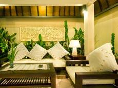 3ベッドルームヴィラ 室内