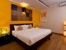 2ベッドルームヴィラ ベッドルーム