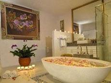 1ベッドルームヴィラ バスルーム