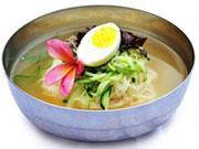 韓国スープ麺