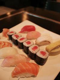 寿司 盛り合わせ