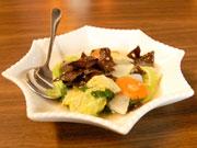 チャプチャイ(中華風野菜炒め)