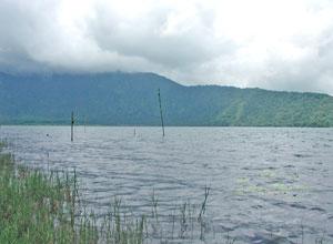 ブドゥグル三湖