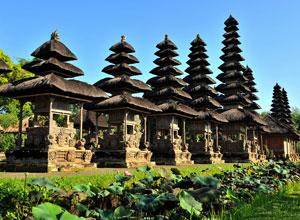 タマンアユン寺院7