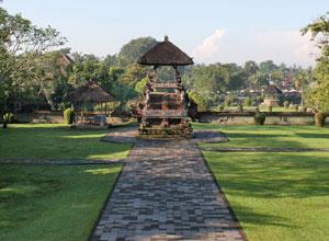 タマンアユン寺院9