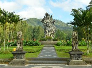 バリ植物園4