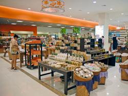 バリ雑貨コーナー