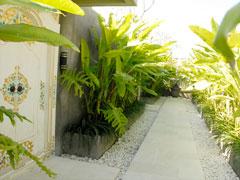 バリ島スパ VIPルーム