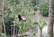 今話題のバリ島の絶景スポットで写真撮影!Bali Swing  I バリ島 山遊び 体験レポート