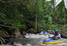 バリ島世界遺産エリアの川を下る!バリ・タロ・アドベンチャー チュービング! | バリ島 川下り