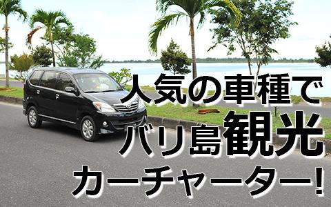 トキメキバリ島観光 厳選 カーチャーター トヨタ アパンザーG 特徴