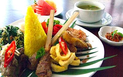 トキメキバリ島観光 厳選マリンスポーツ ディナー クマンギレストラン 画像
