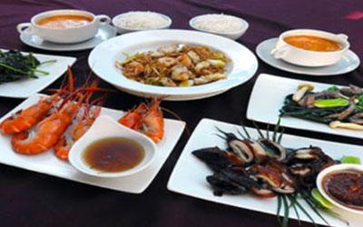 トキメキバリ島観光 厳選オプショナルツアー 香港海鮮料理 2 画像