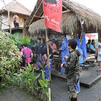 トキメキバリ島観光 KUBER BALI ATVライド 終了