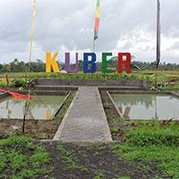 トキメキバリ島観光 KUBER BALI ATVライド 到着