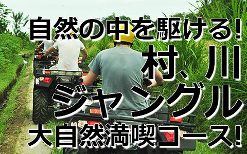 トキメキバリ島観光 厳選アクティビティ Pertiwi Quad Adventure ATVライド 特徴