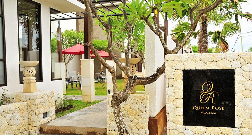 バリ島ジンバランにあるスパ