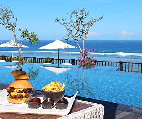 バリ島 サマベ バリ島での休暇をお楽しみください