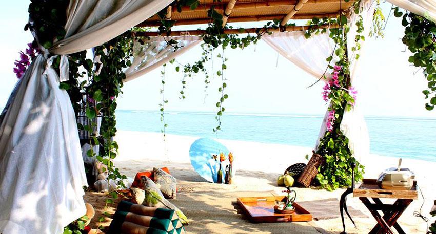 バリ島 サマベ プライベートピクニック
