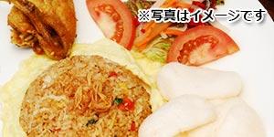 バリ島 ABIANSILA ADVENTURES ATVライド 昼食