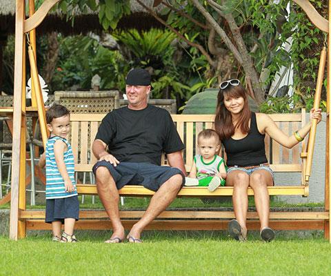 両親もお子様もたっぷりとバリ島旅行をお楽しみいただけるでしょう