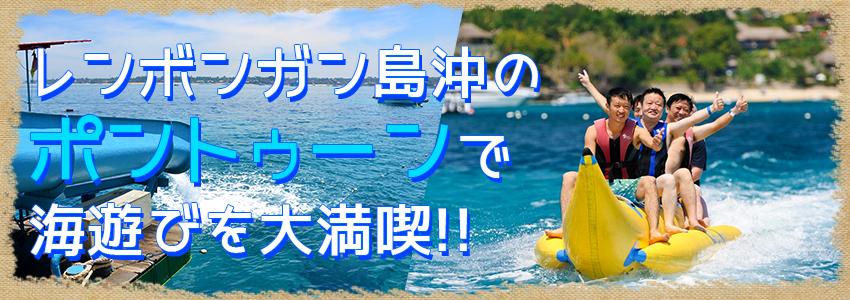 至福のバリ島観光 厳選クルージング バリハイ リーフクルーズ 特徴