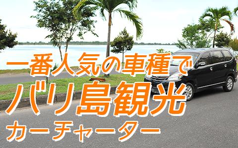 至福のバリ島観光 厳選 カーチャーター トヨタ アパンザーG 特徴