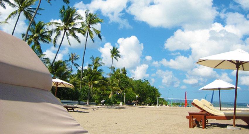 バリ島で長期滞在