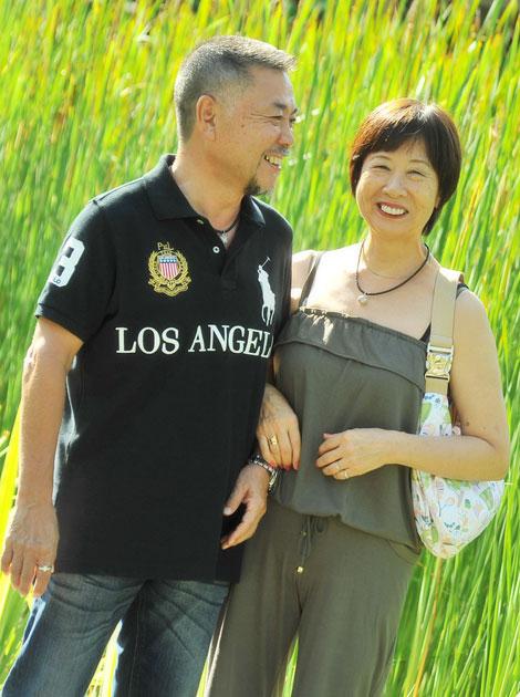 50代夫婦