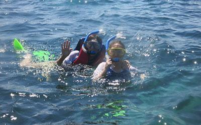 至福のバリ島観光 厳選マリンスポーツ シュノーケリング 画像