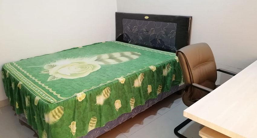 バリ島の家11寝室4