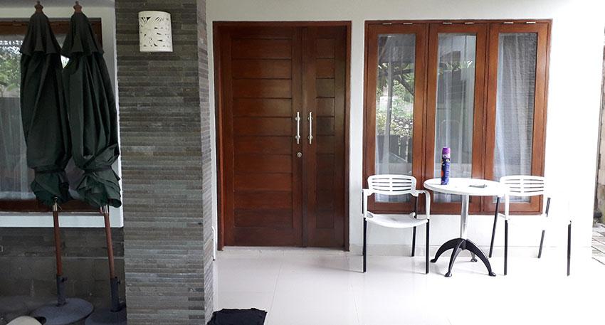 トキメキバリ島観光 バリ島の家18