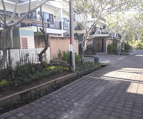 バリ島の家22