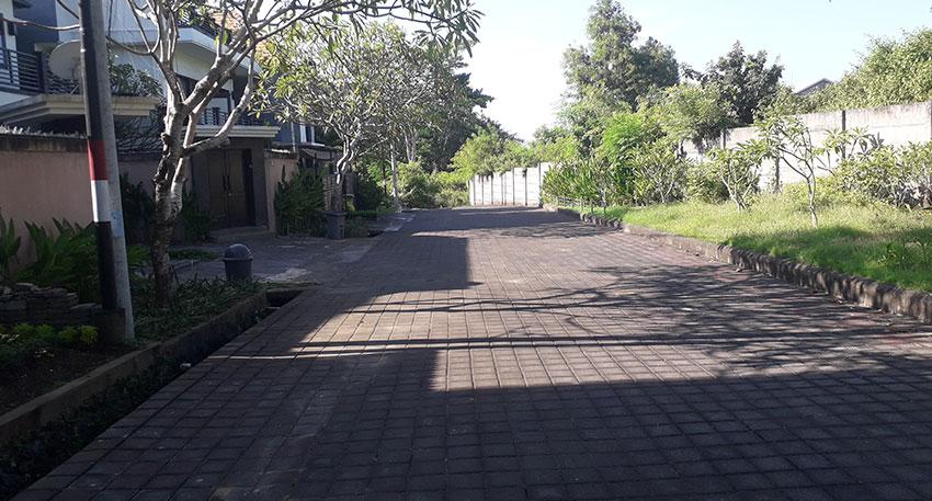 トキメキバリ島観光 バリ島の家27