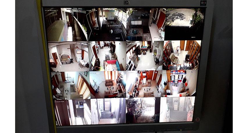 トキメキバリ島観光 バリ島の家30