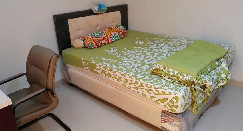 バリ島の家11寝室5