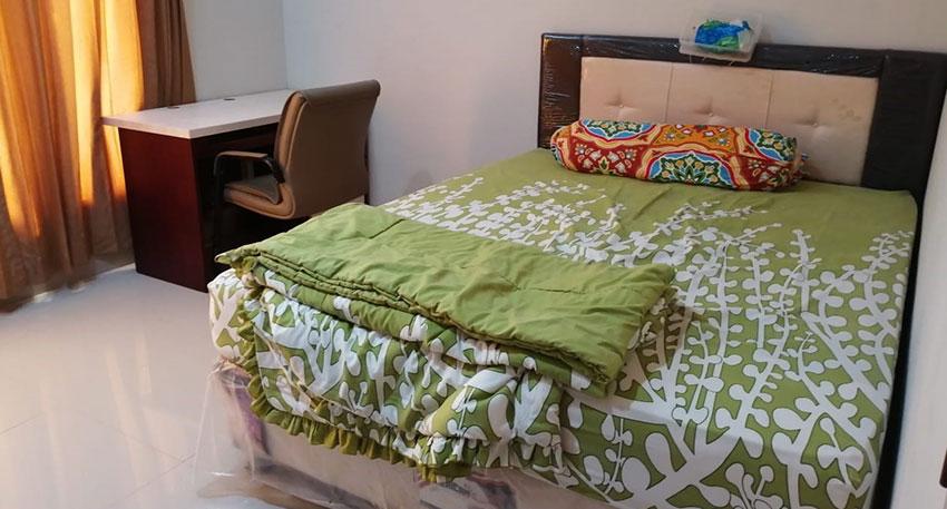 バリ島の家11寝室6